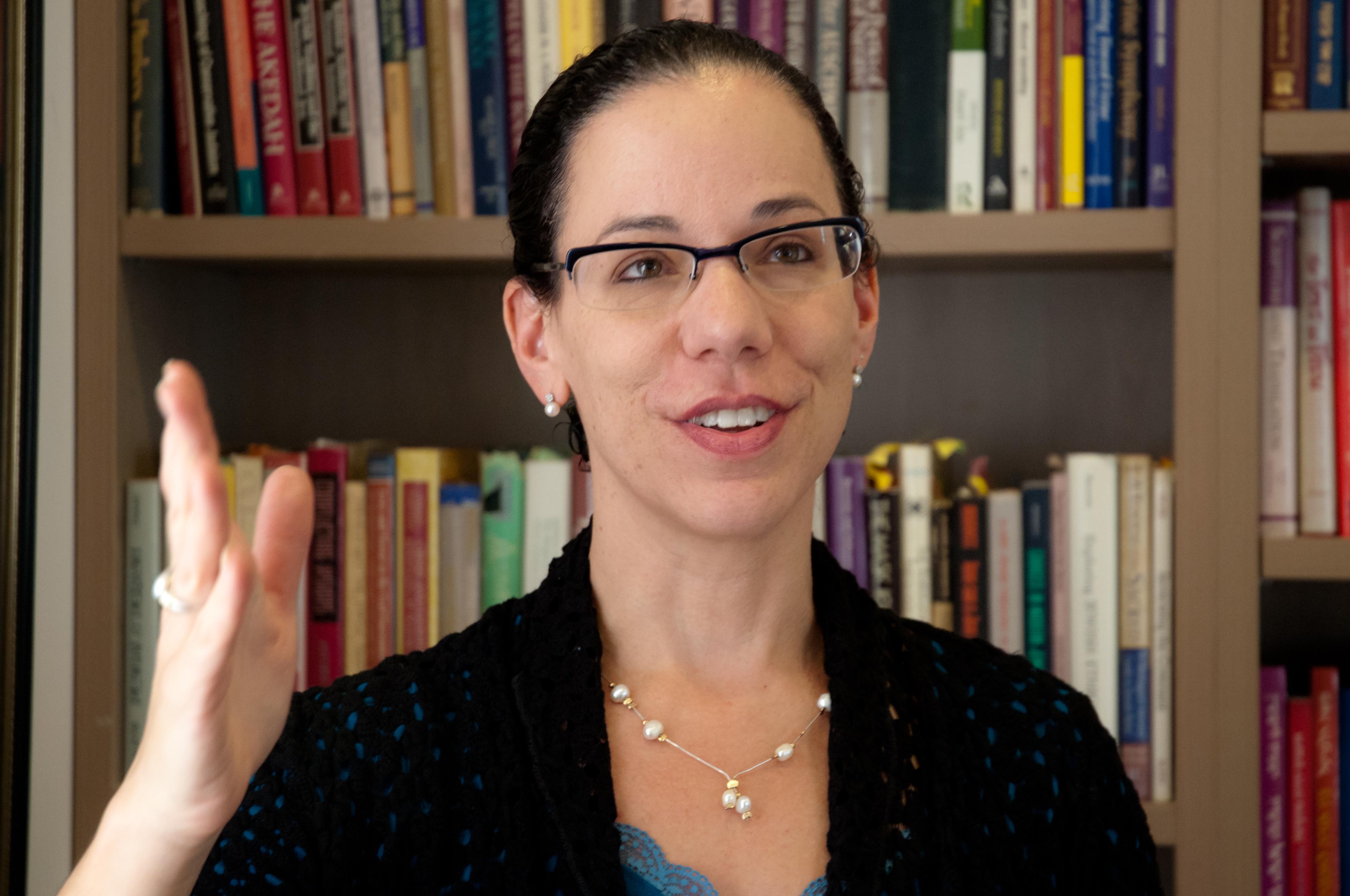 Rabbi Rachel Sabath Beit-Halachmi, Ph.D.